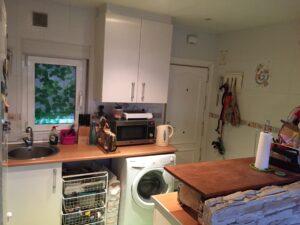 Home Staging. Venta zona Moratalaz Antes